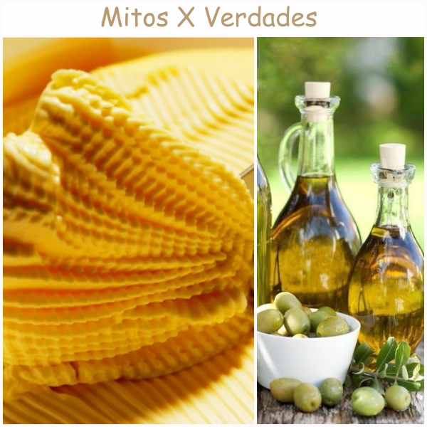 Margarina-azeite