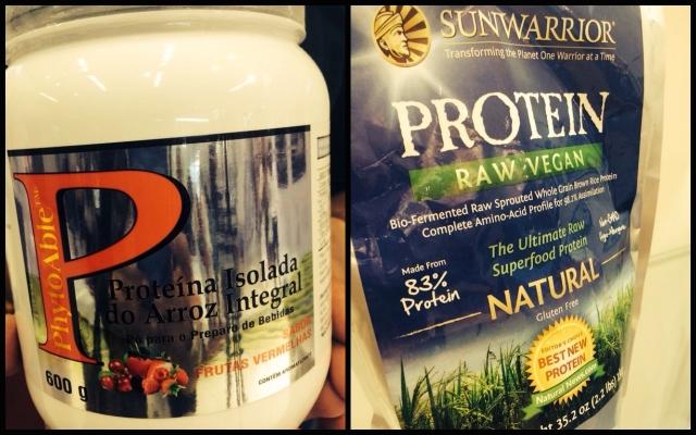 Proteina de Arroz