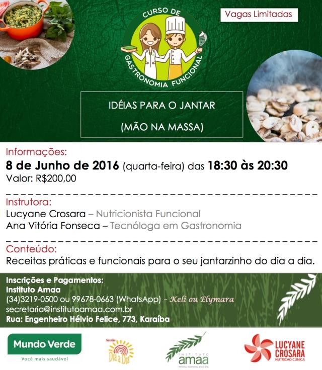 Curso - Idéias Jantar 8-6