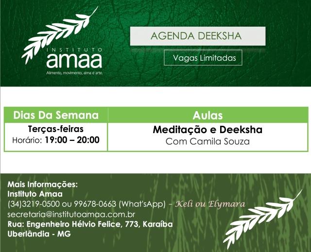 agenda-deeksha
